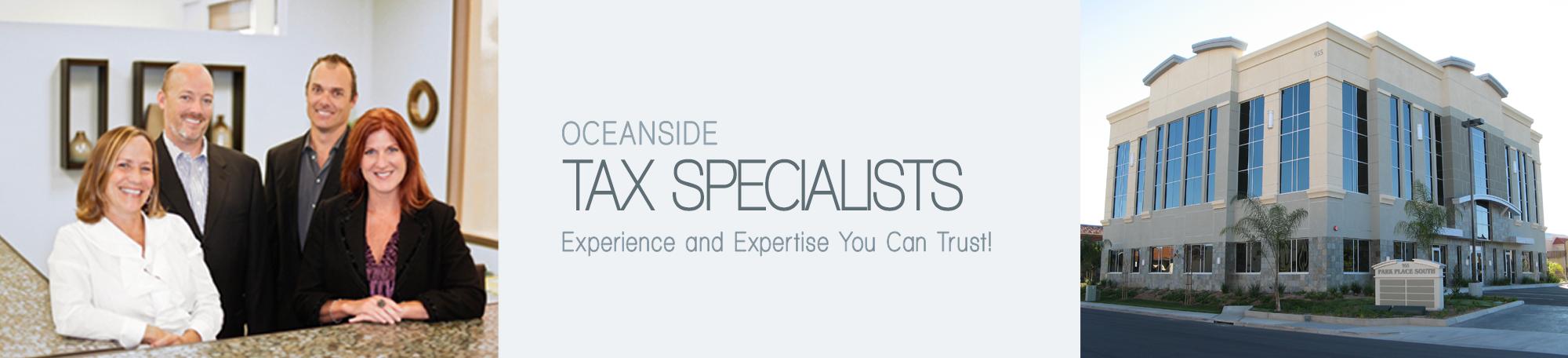 Oceanside Tax Specialists